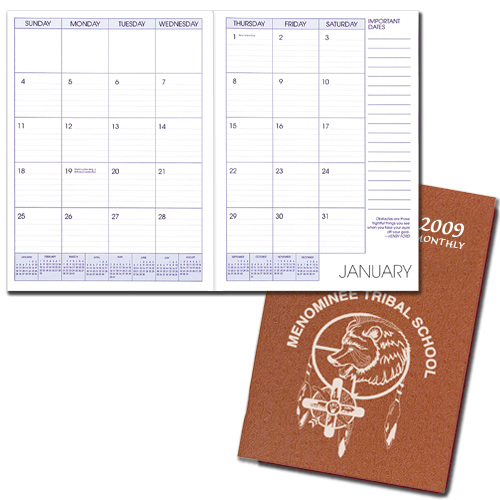 Great Value Imprinted Calenders for less
